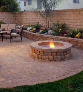 Denver, Colorado Fire Pit Contractor